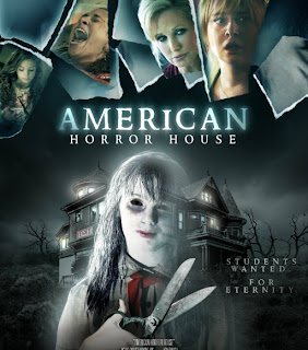 american horror house,alessandra torresani