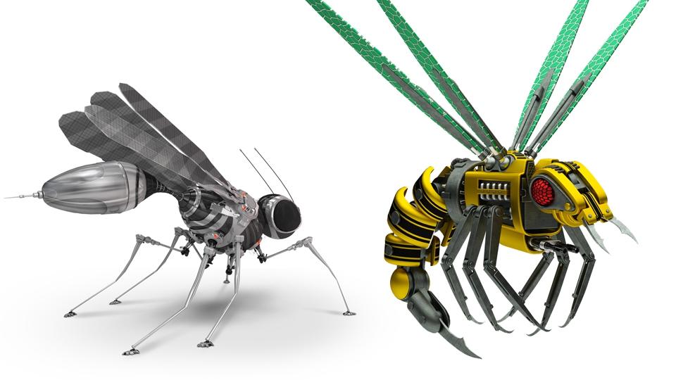 เขียน บทความ เรื่อง แมลง