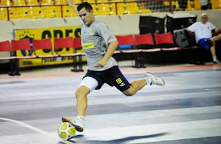 Como melhorar o chute no Futsal?