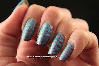 w7 Suede Effects nail polish