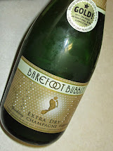 Mommie Of 2 Celebrate Holidays With Barefoot Bubbly