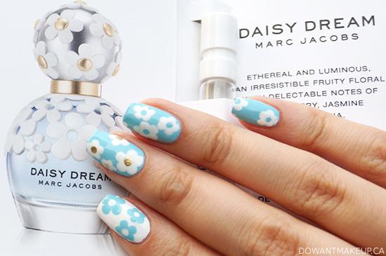 marc jacobs daisy dream nails