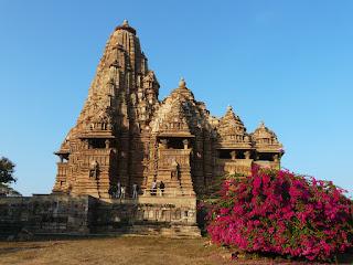 Reisen Indien Khajuraho