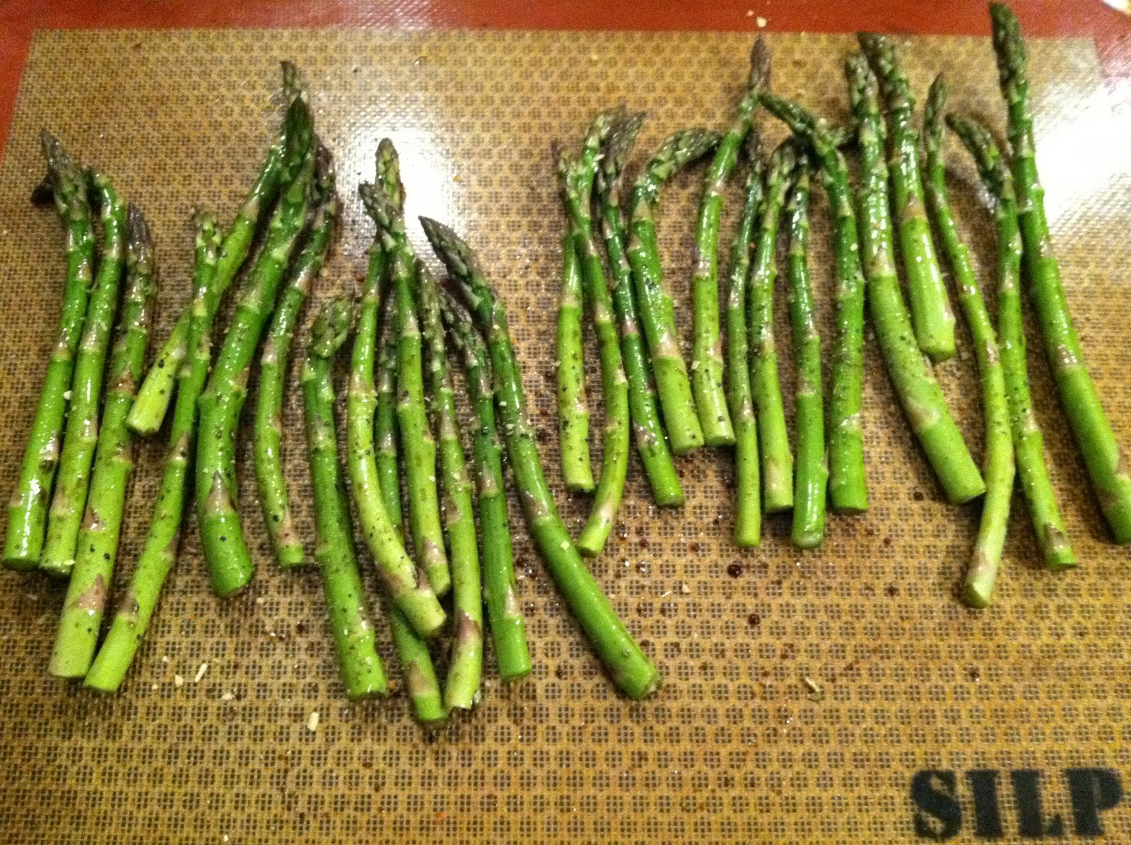 Paleo fresh fresh asparagus for Primal kitchen south bend