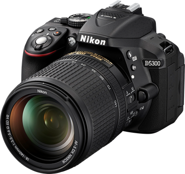 Nikon D5300 Camera User's Manual