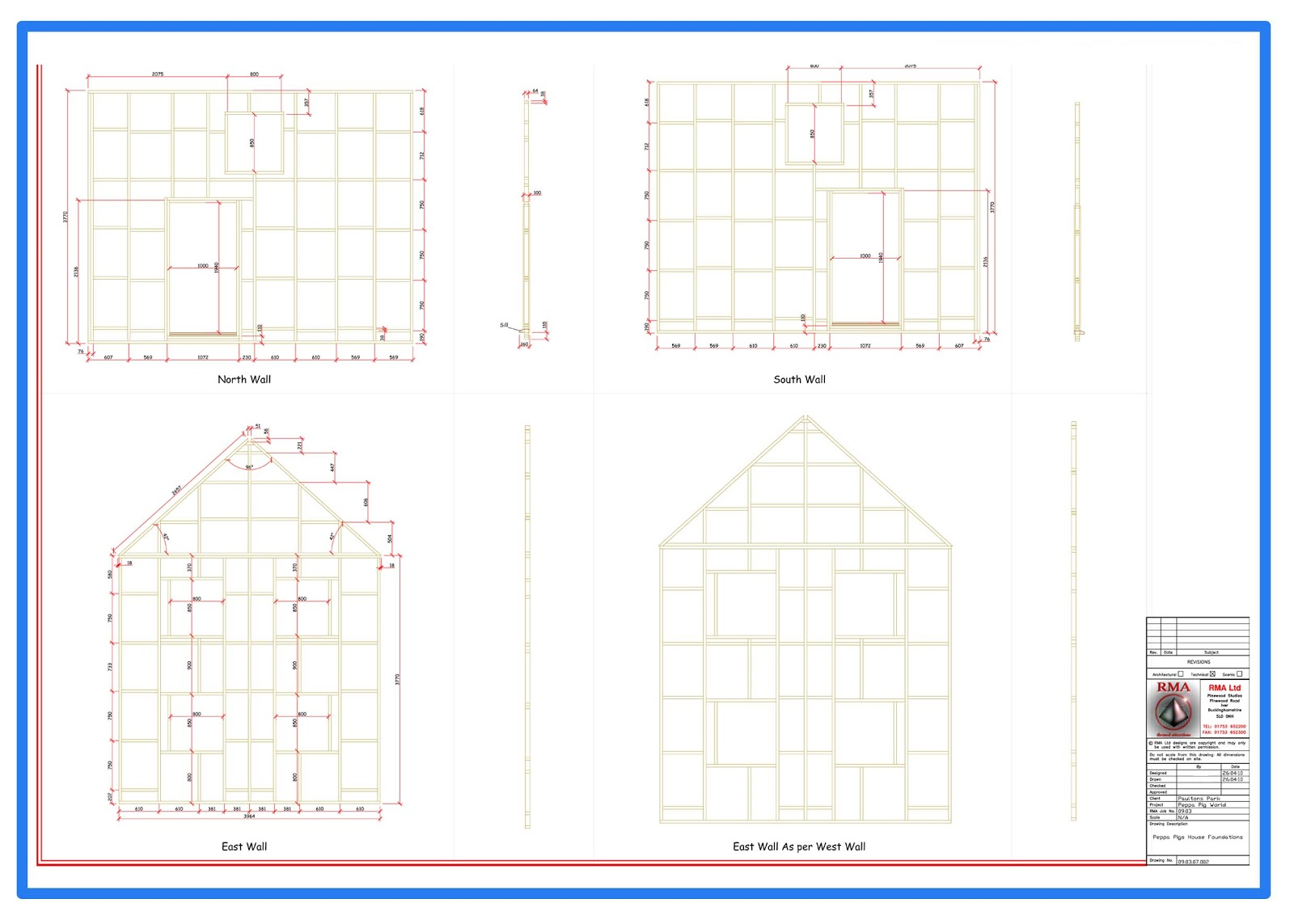 Technical Designs For Themed Attractions Sandra Warner