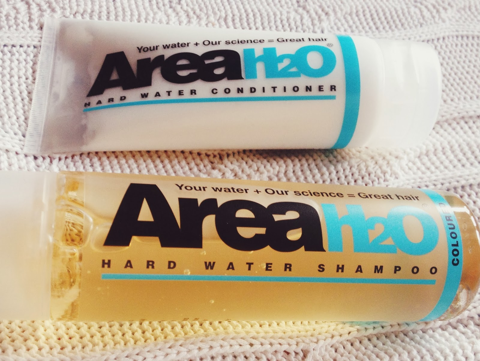 FashionFake, Area H2O shampoo review, beauty blog