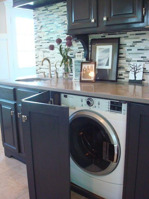 la fabrique d co int grer esth tiquement un lave linge. Black Bedroom Furniture Sets. Home Design Ideas