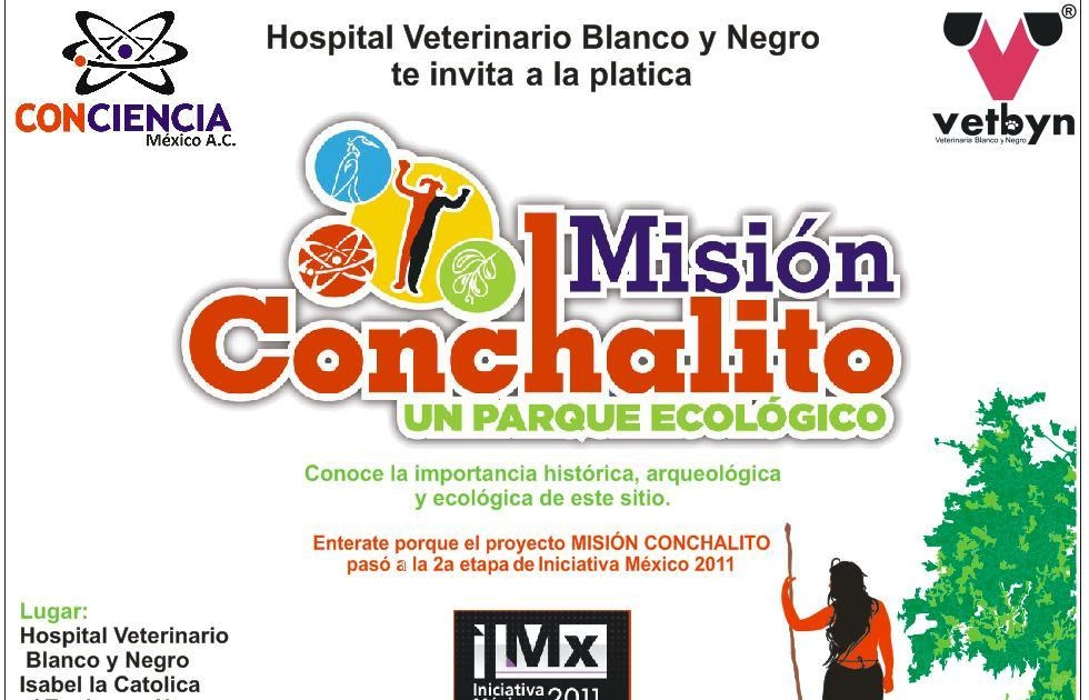 Conciencia m xico a c platica sobre misi n conchalito en - Proyecto clinica veterinaria ...