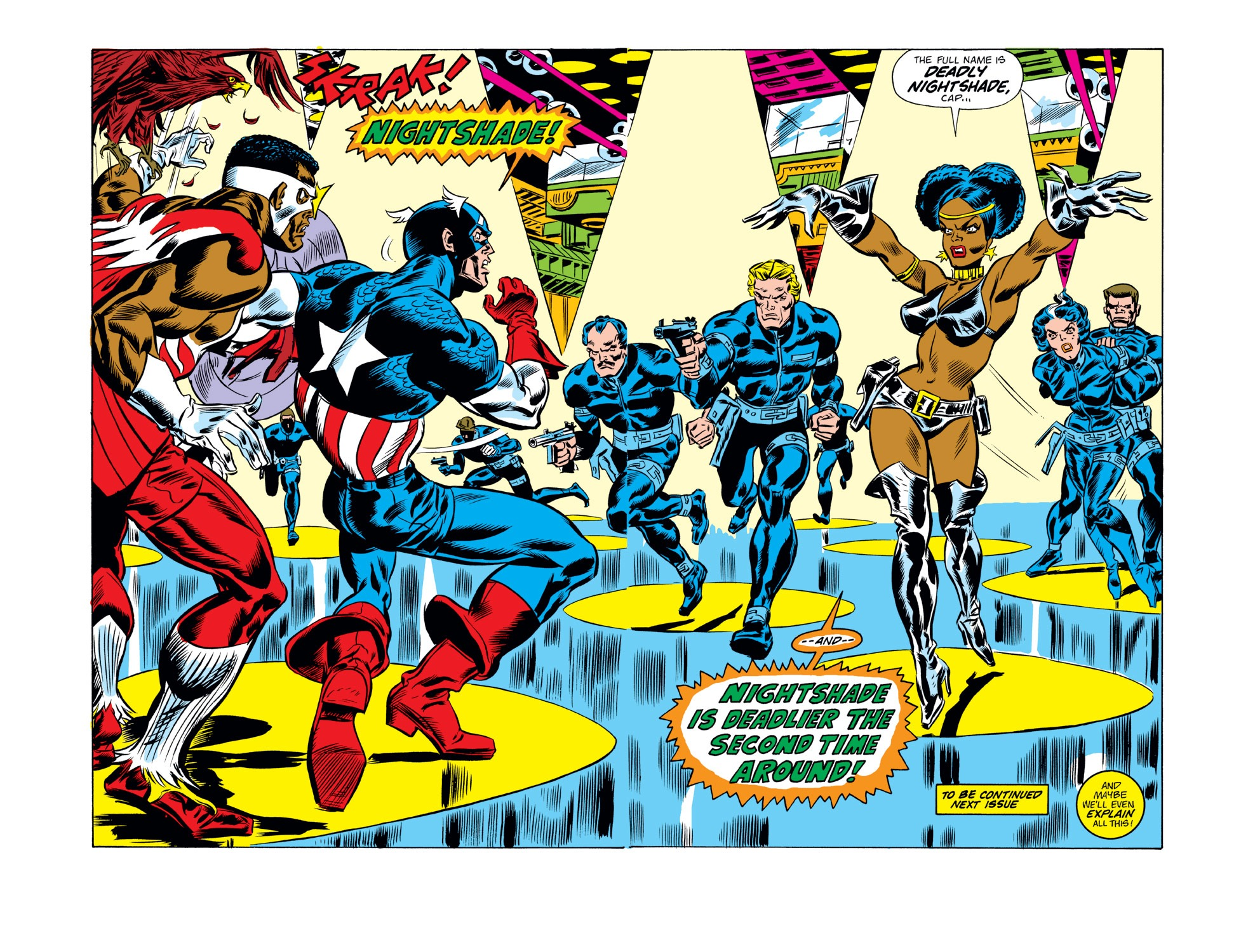 Captain America (1968) Issue #189 #103 - English 18