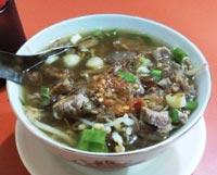 cara membuat soto daging bening enak dan sederhana