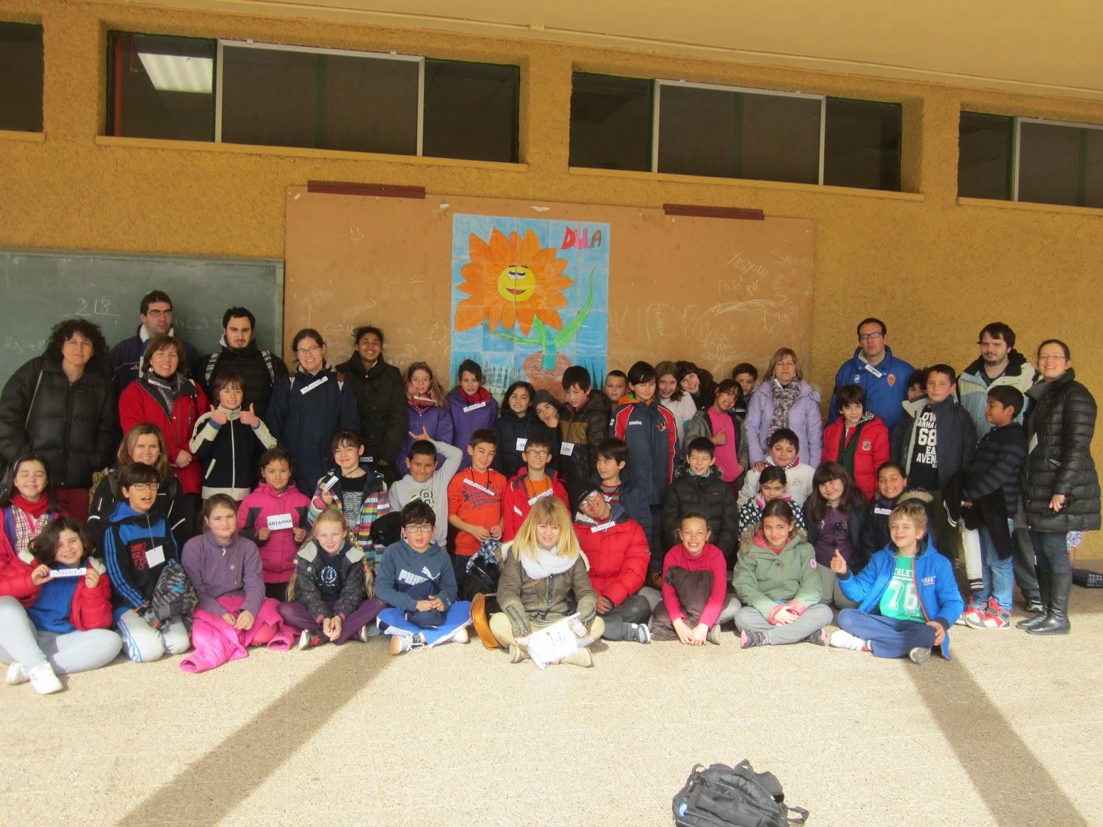 Escuela municipal de jardiner a el pinar febrero 2015 for Escuela de jardineria