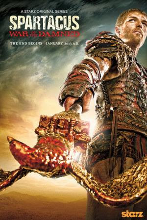 Xem Phim Spartacus 4: Cuộc Chiến Nô Lệ 2013