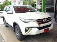 new fortuner terbaru 2015 warna putih