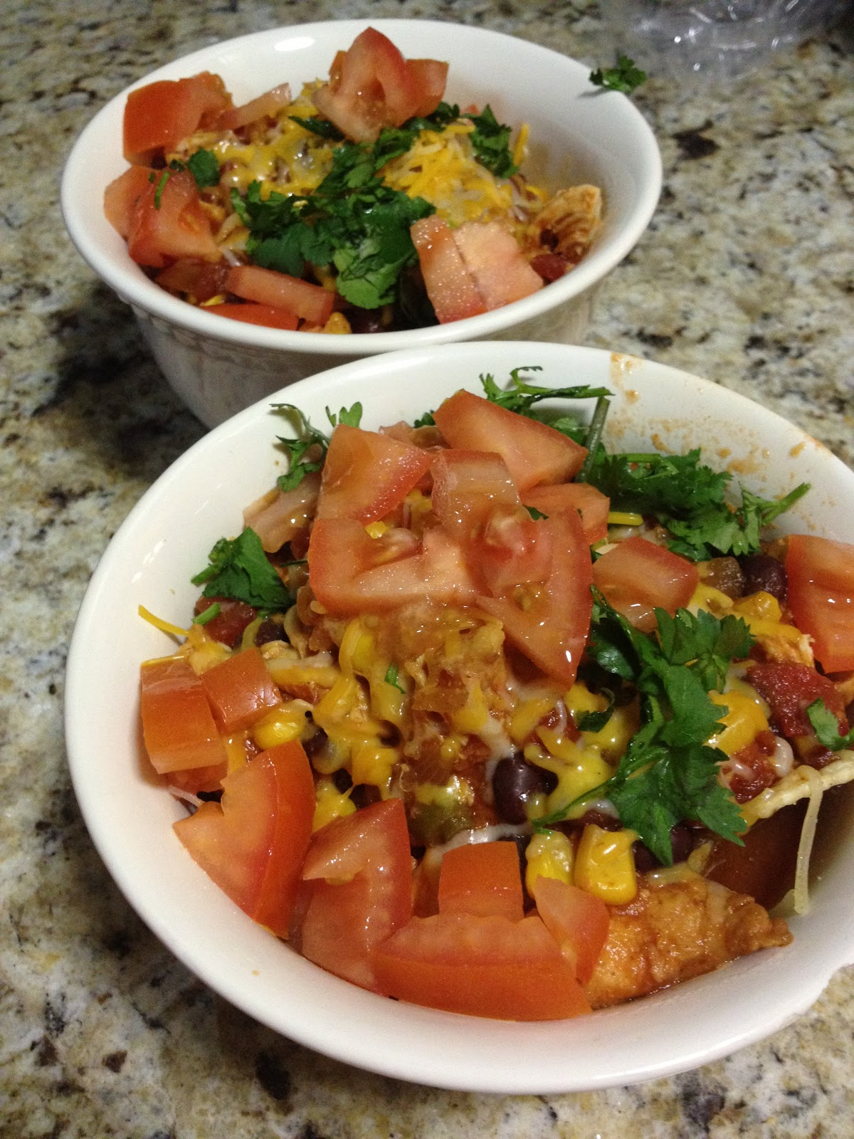 Eventfullyou: Crock Pot Chicken Taco Chili