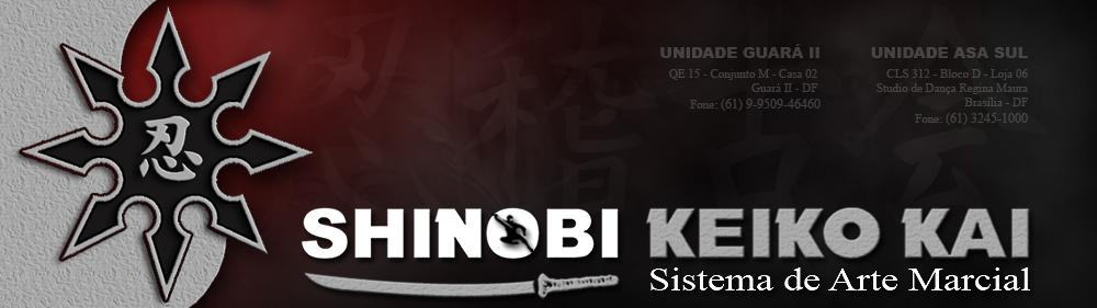 Shinobi Keiko Kai | Mestres | Brasília / DF | Defesa Pessoal, Budo, Artes Marciais, Ninjutsu