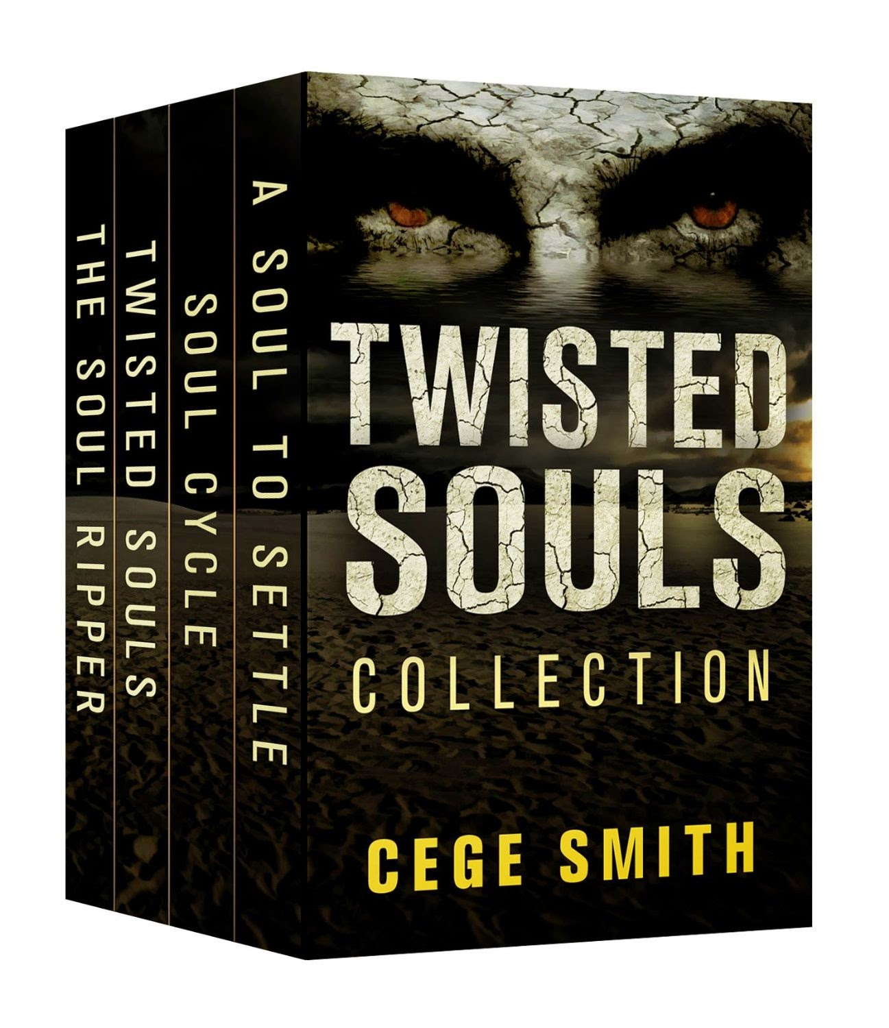 http://www.amazon.com/s/ref=nb_sb_noss?url=search-alias%3Dstripbooks&field-keywords=cege+smith+twisted+souls+box+set