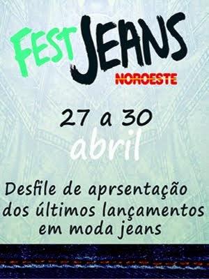 Festival do Jeans - NOROESTE