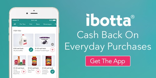 IBOTTA Cash Back Offers