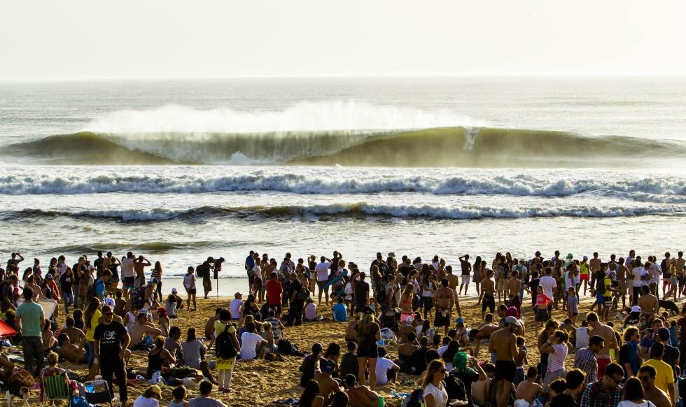 30 2014 Moche Rip Curl Pro Portugal Lineup Foto ASP Damien Poullenot Aquashot