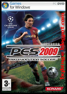 Pro Evolution Soccer 2009 PC