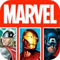 Marvel Comics App iTunes Google Play App Icon Logo By Marvel Entertainment
