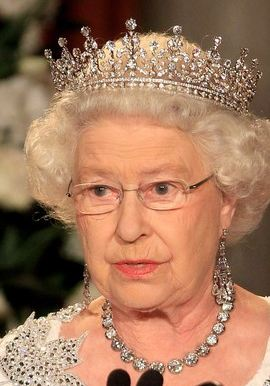 The Royal Family Great Britain Tiaras