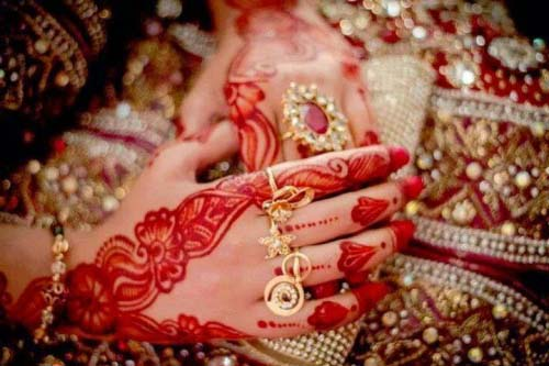 Gorgeous Bridal Mehndi Designs : New bridal mehndi designs 2015 beauty health & fashion