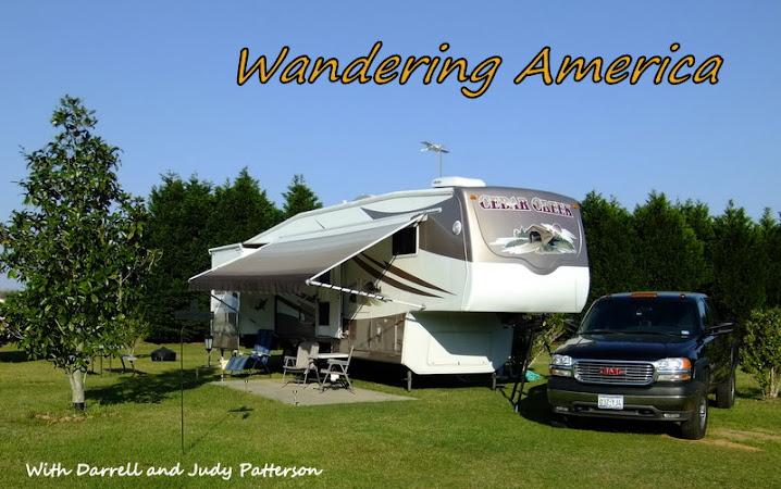 Wandering America