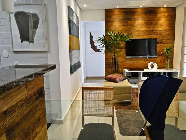 Dora Dekorasjon: Ideer til liten leilighet
