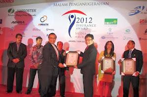 Penghargaan AXA 2012