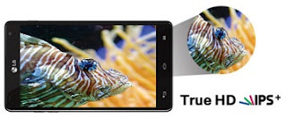 LG Optimus G IPS HD Plus display dengan lapisan Corning Gorilla Glass 2