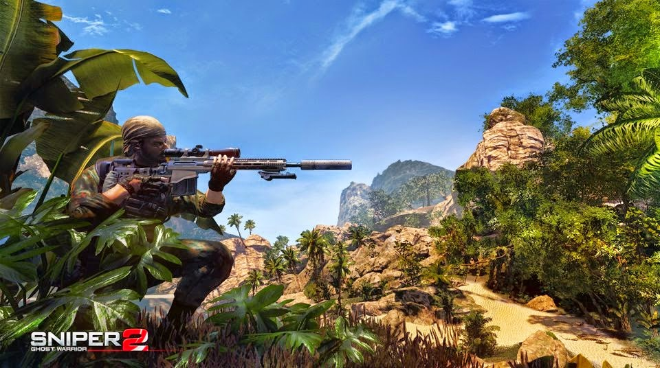 Sniper Ghost Warrior 2 Game For PC