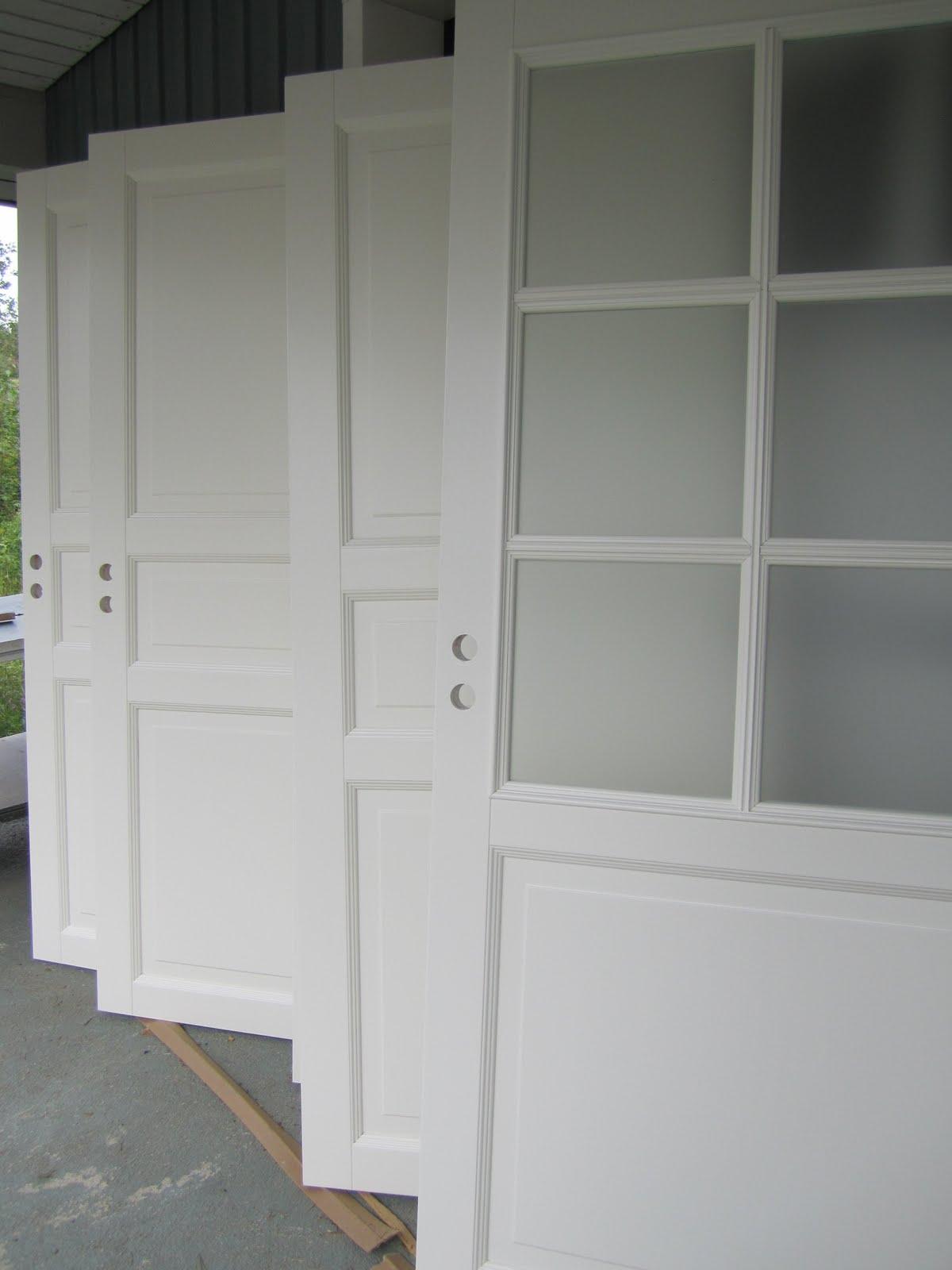 Saaran projektit Uudet vanhat ovet