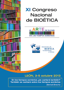 CONGRESO DE BIOÉTICA 2013