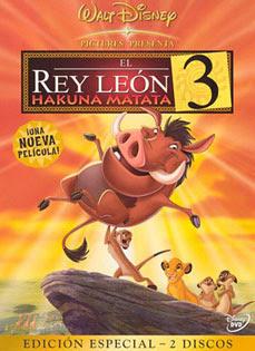 El Rey León 3 HD