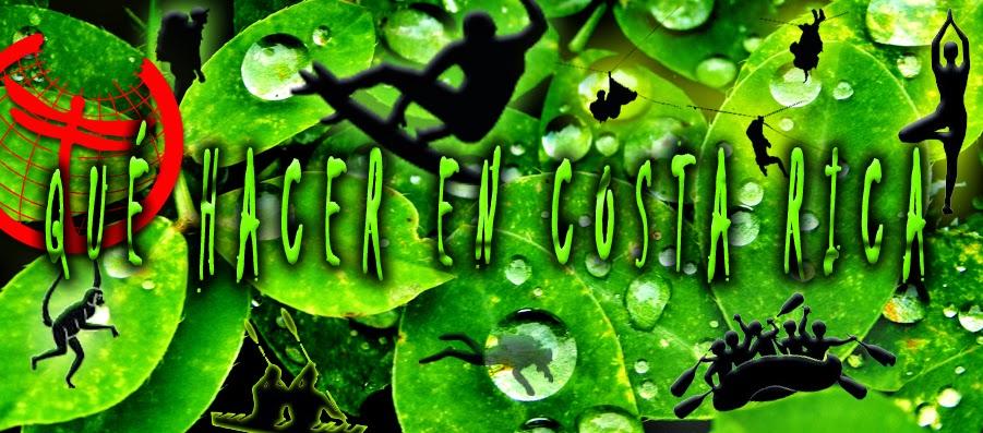 Actividades para hacer en Costa Rica