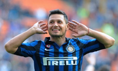 Mauro Zarate Inter