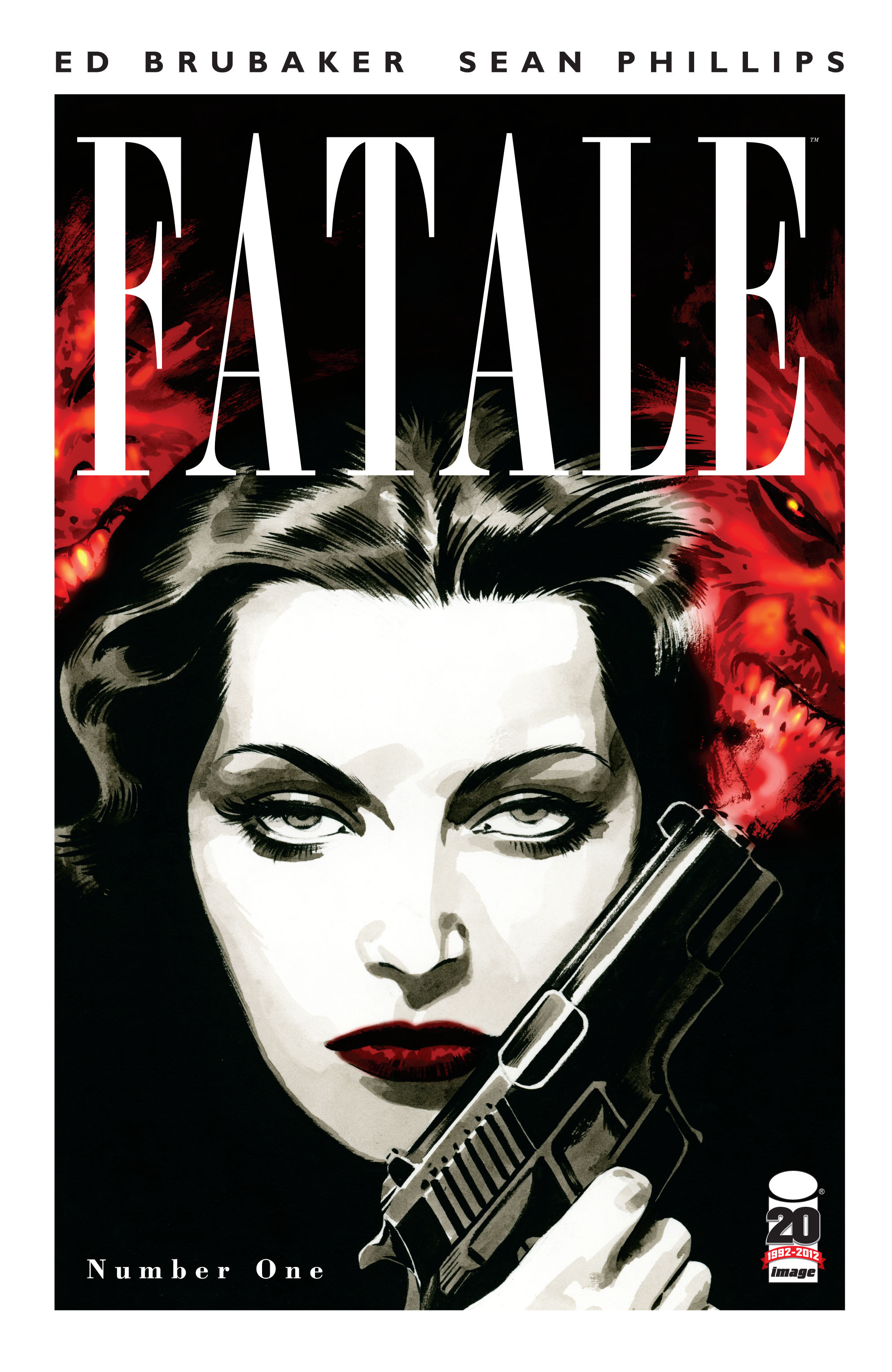 Fatale issue 1 - Page 1