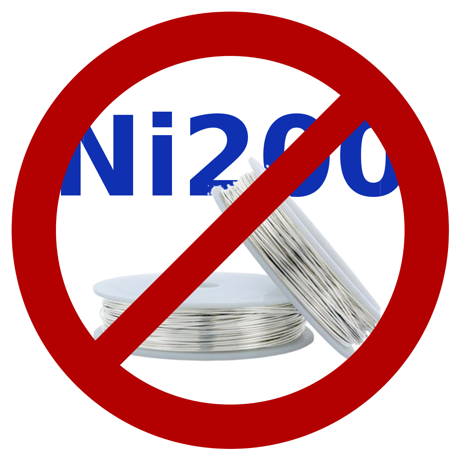 Nickels Day Is Over Controlled Coil Wire Temperature Control The Dna 40 From Evolv Introduced Us To Using Ni200 In Mid 2014 Soon After Titanium Was Added Devices A