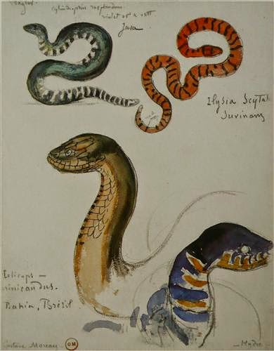 "The evolution of snakes was already a disputed subject. Finding fossils of snakes that are no different than modern ones, but are much ""older"" than previous fossils, are rattling evolutionists."