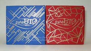 PuroBIO - Skin Tones - Fallen Tones palette packaging