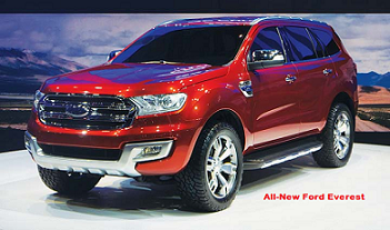 All-New Ford Everest