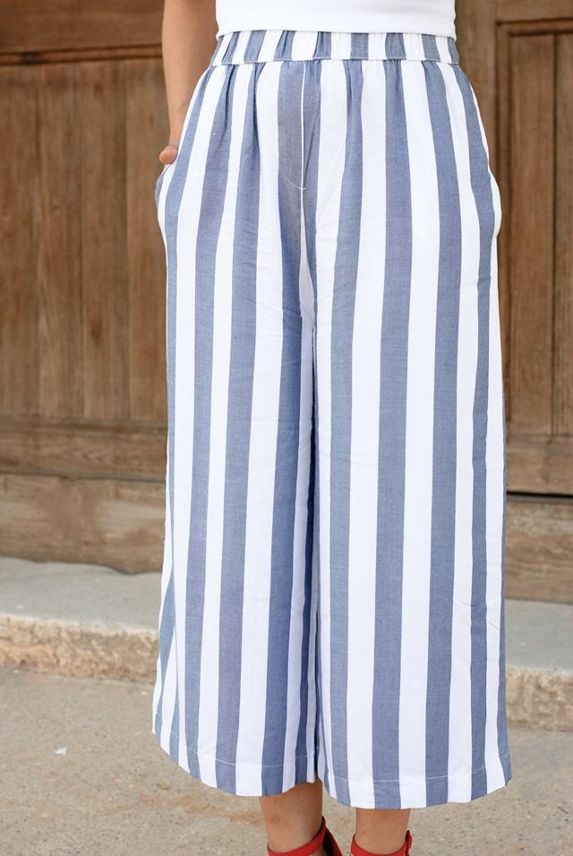 Culotte Pants Oysho