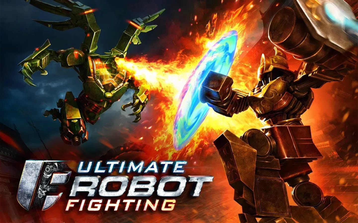 Ultimate Robot Fighting v1.0.0 Mod