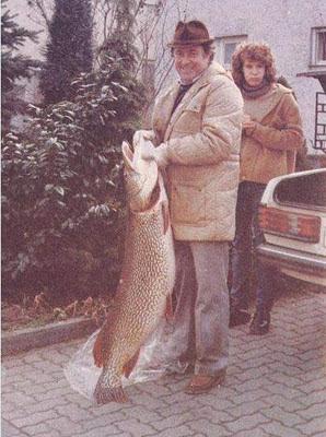 mondo pesca news lucci giganti dal mondo