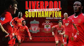 Liverpool Tumbang di Kandang Sendiri oleh Southampton