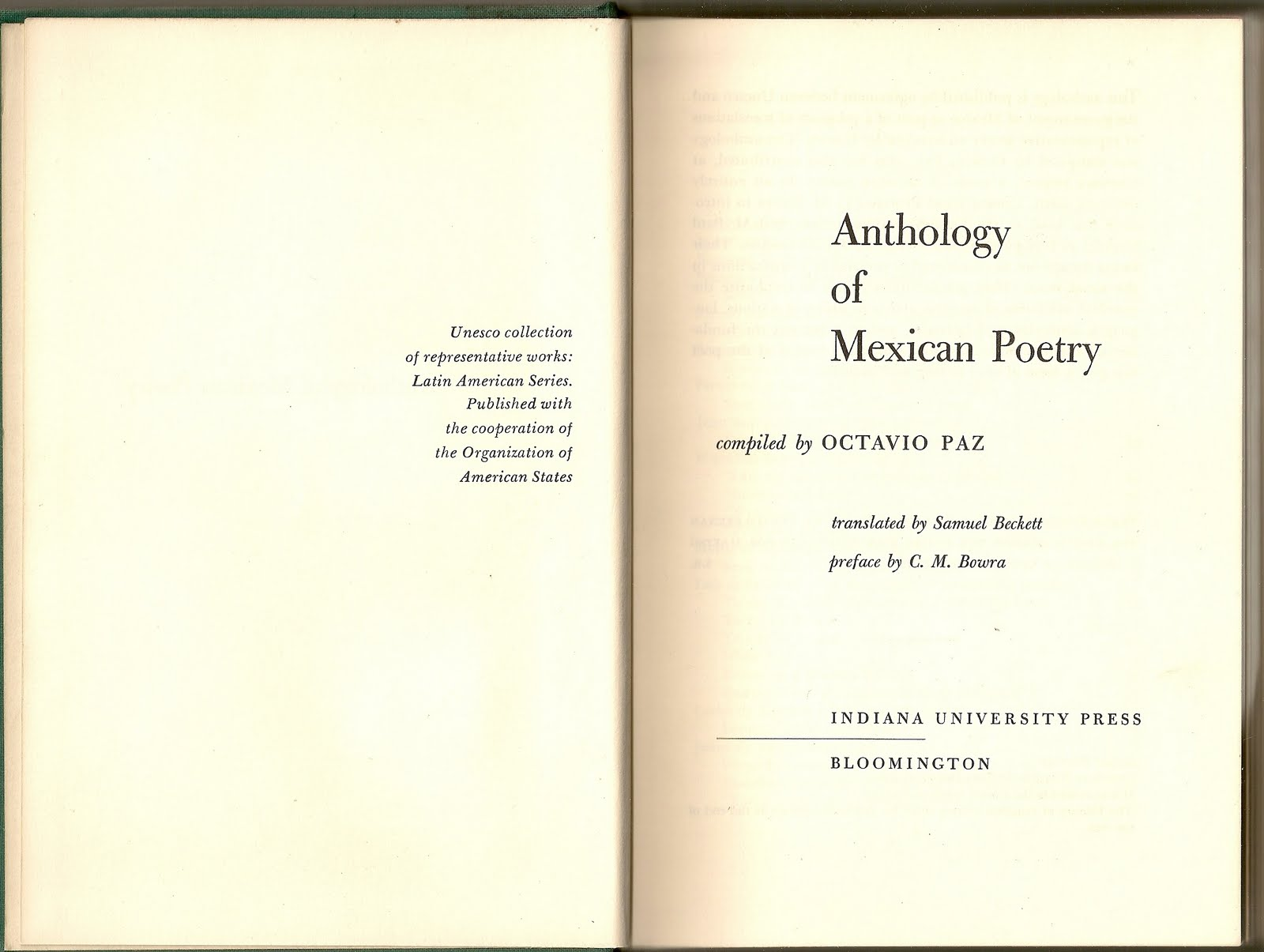 post structuralist reality of mexican poetry The making of modern greece: nationalism, romanticism & the of the nation by current post-structuralist and examined as a historical reality.