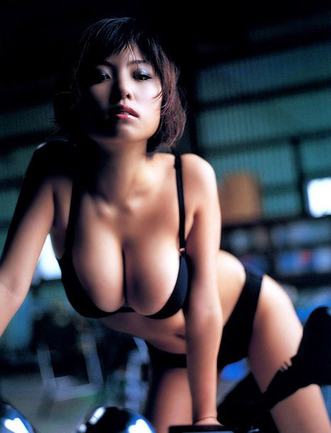 Megumi Yamano Furuya hot model sexy