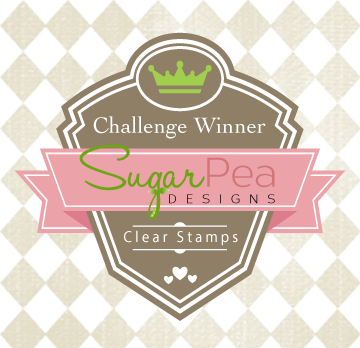 SugarPea Designs Challenge # 1